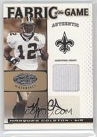 Marques Colston [Noted] #/10