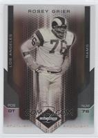 Rosey Grier #/32
