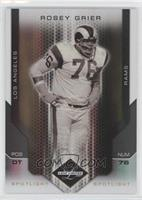 Rosey Grier #/10