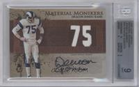 Deacon Jones /75 [BGS 9]