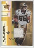 Deuce McAllister [Noted] #/250