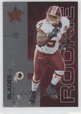2007 Leaf Rookies & Stars Longevity - [Base] #145 - H.B. Blades /999