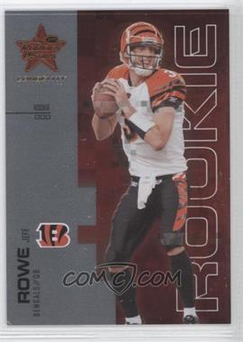 2007 Leaf Rookies & Stars Longevity - [Base] #151 - Jeff Rowe /999
