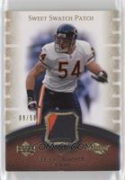 Brian Urlacher [Noted] #/50