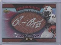 Ronnie Brown /15