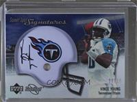 Vince Young #/15