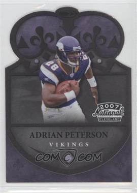 2007 Playoff - [???] #4 - Adrian Peterson