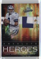 Tony Romo [Noted] #/1