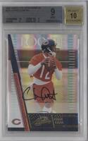 Chris Leak /349 [BGS 9]