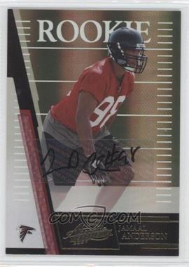2007 Playoff Absolute Memorabilia - [Base] #224 - Jamaal Anderson /349