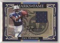 Paul Williams [EXtoNM] #/50