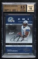 Calvin Johnson [BGS 9.5 GEM MINT] #/525