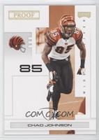Chad Johnson #/10