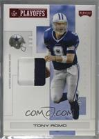 Tony Romo [Noted] #/20