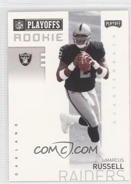 2007 Playoff NFL Playoffs Previews - [Base] #P-1 - JaMarcus Russell