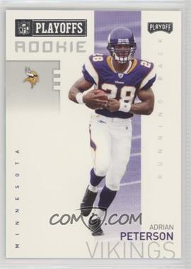 2007 Playoff NFL Playoffs Previews - [Base] #P-2 - Adrian Peterson