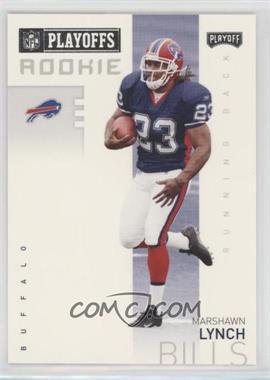 2007 Playoff NFL Playoffs Previews - [Base] #P-5 - Marshawn Lynch