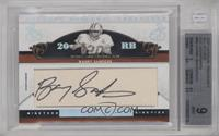 Barry Sanders [BGS 9 MINT] #/25