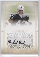 Michael Bush #/25
