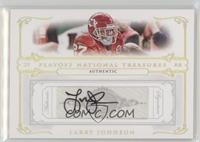 Larry Johnson #/25