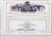 Brandon Jacobs #/5