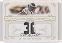 Brian Westbrook #/36
