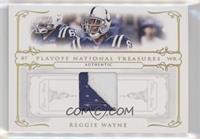 Reggie Wayne #/25