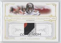 Joey Galloway [Noted] #/25