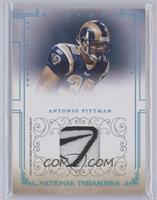 Antonio Pittman [Excellent] #/10
