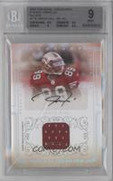 Jason Hill [BGS 9 MINT] #/49