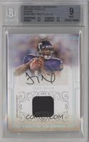 Troy Smith [BGS 9 MINT] #/49