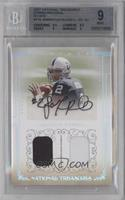 JaMarcus Russell /25 [BGS 9 MINT]