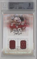 Jason Hill [BGS 9 MINT] #/25