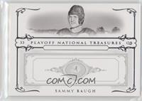 Sammy Baugh /100