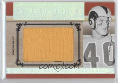 2007 Playoff National Treasures - Timeline - Jumbos #T-EH - Elroy Hirsch /10