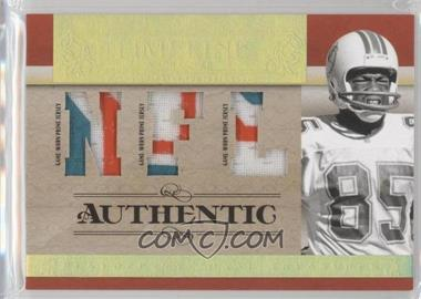 2007 Playoff National Treasures - Timeline - NFL Jersey Prime #T-MD - Mark Duper /25