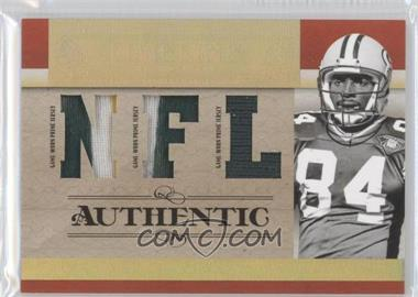 2007 Playoff National Treasures - Timeline - NFL Jersey Prime #T-SS - Sterling Sharpe