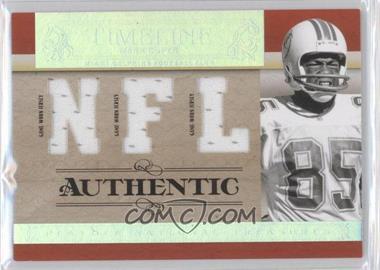 2007 Playoff National Treasures - Timeline - NFL Jersey #T-MD - Mark Duper /50