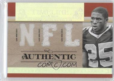 2007 Playoff National Treasures - Timeline - NFL Jersey #T-RB - Reggie Bush /99