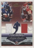 LaDainian Tomlinson, Larry Johnson #/100