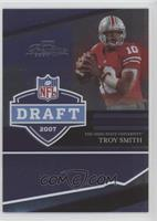 Troy Smith [Noted] #/100