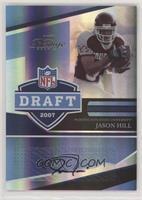 Jason Hill #/50