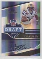 LaRon Landry #/50