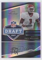Paul Williams #/50