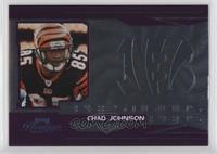 Chad Johnson #/250