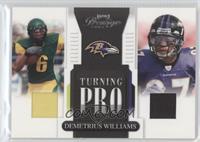 Demetrius Williams #112/250