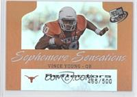 Vince Young /500