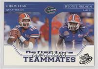 Chris Leak, Reggie Nelson #/500