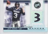 Jeff Rowe #/50