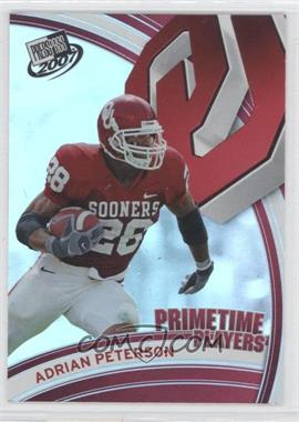 2007 Press Pass - Primetime Players #PP-7 - Adrian Peterson